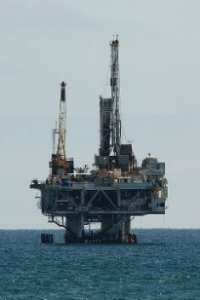 Bohrplattform offshore